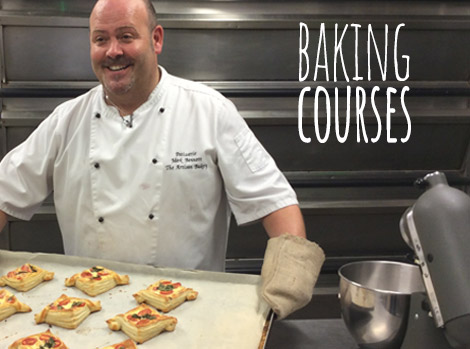 Mark Bennett Baking Courses 1